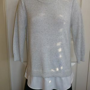 Banana Republic Two/For Grey sweater